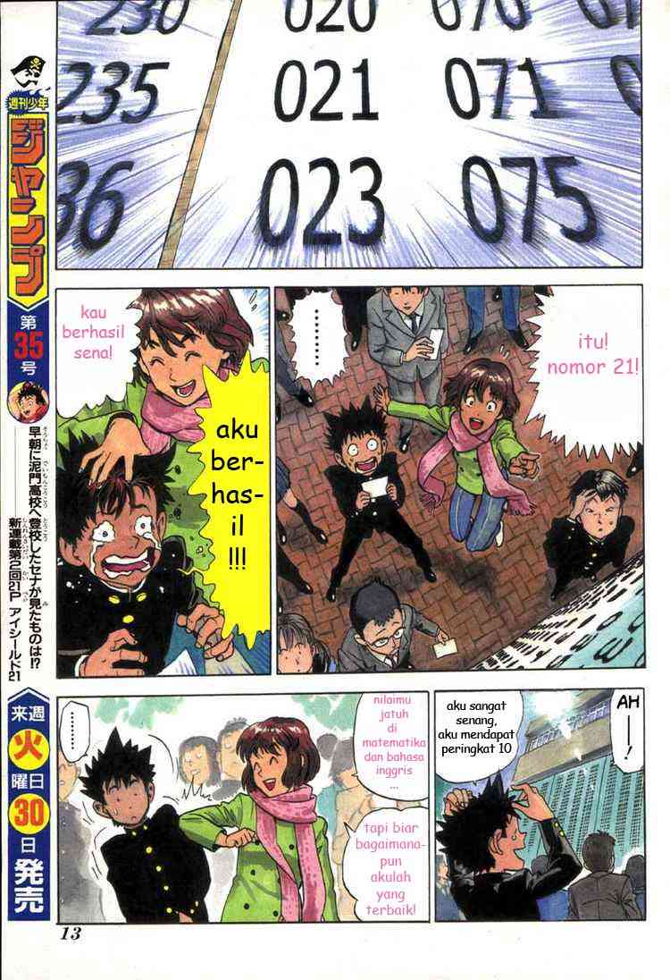 Komik eyeshield 21 001 - seseorang dengan kaki emas 2 Indonesia eyeshield 21 001 - seseorang dengan kaki emas Terbaru 7|Baca Manga Komik Indonesia|