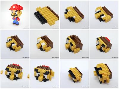 Mario Nano Block