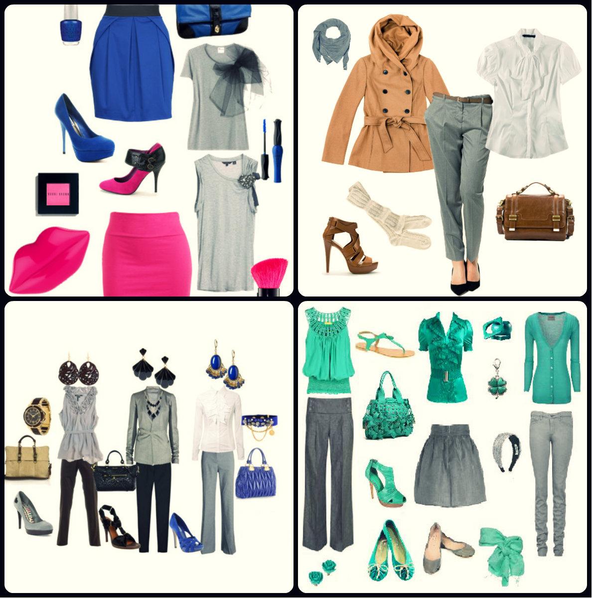 Red carpet ecuador tips para combinar los colores de tu ropa for Q color combina con el gris