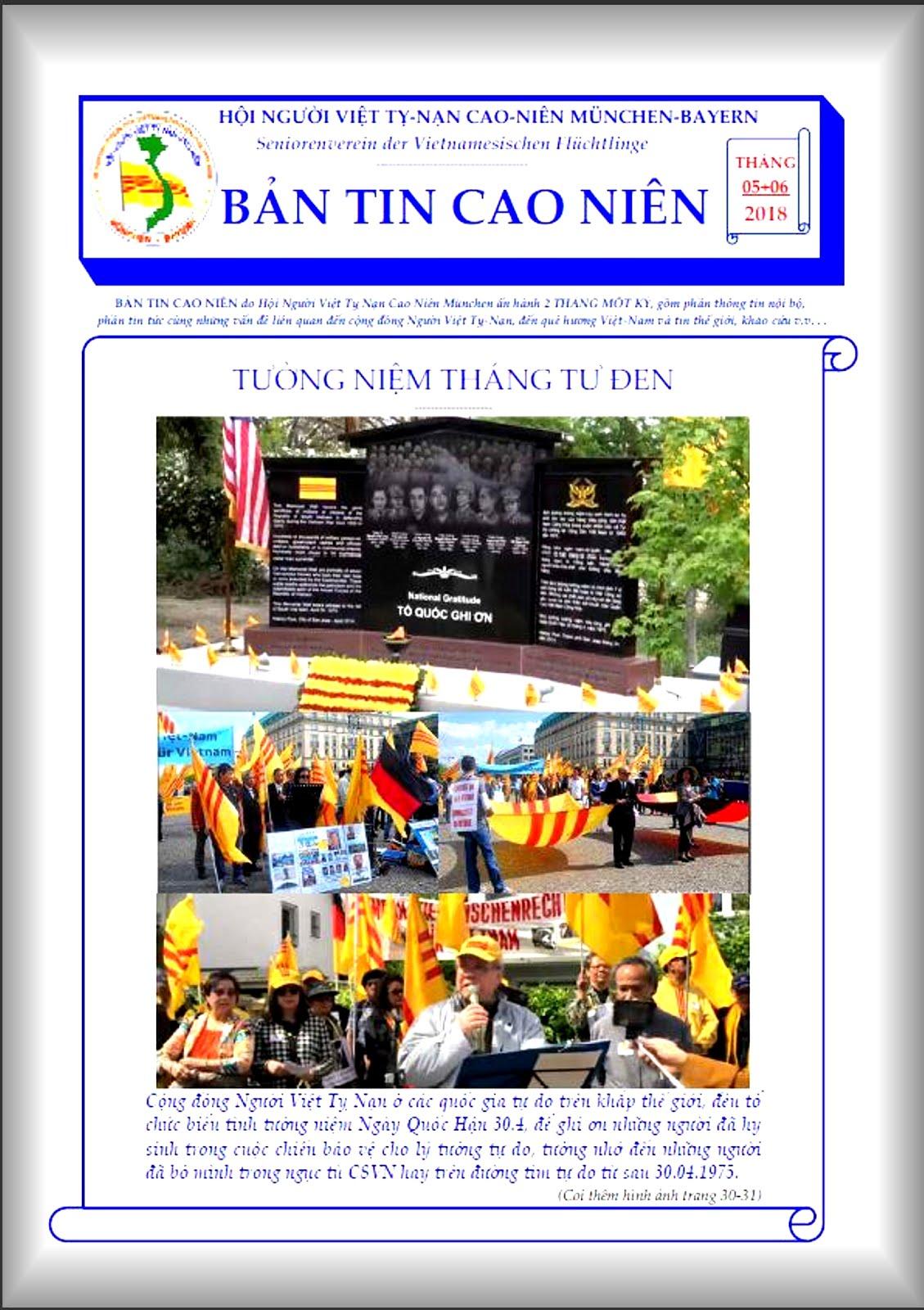 BẢN TIN CAO NIÊN 05+06.2018