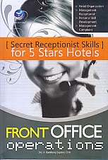 toko buku rahma: buku FRONT OFFICE OPERATIONS, pengarang bambang sujatno, penerbit andi