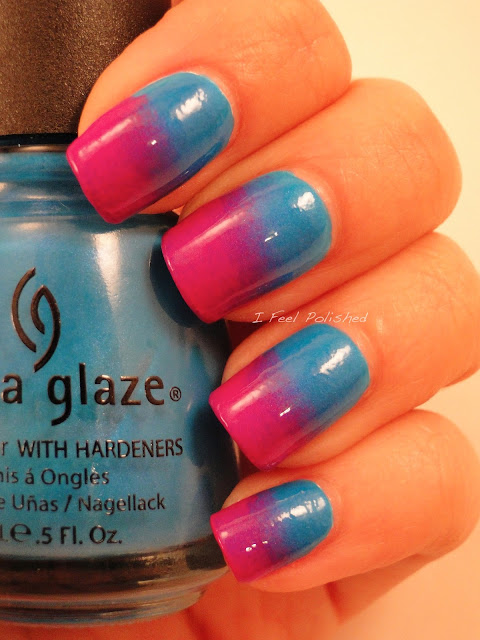China Glaze Purple Panic