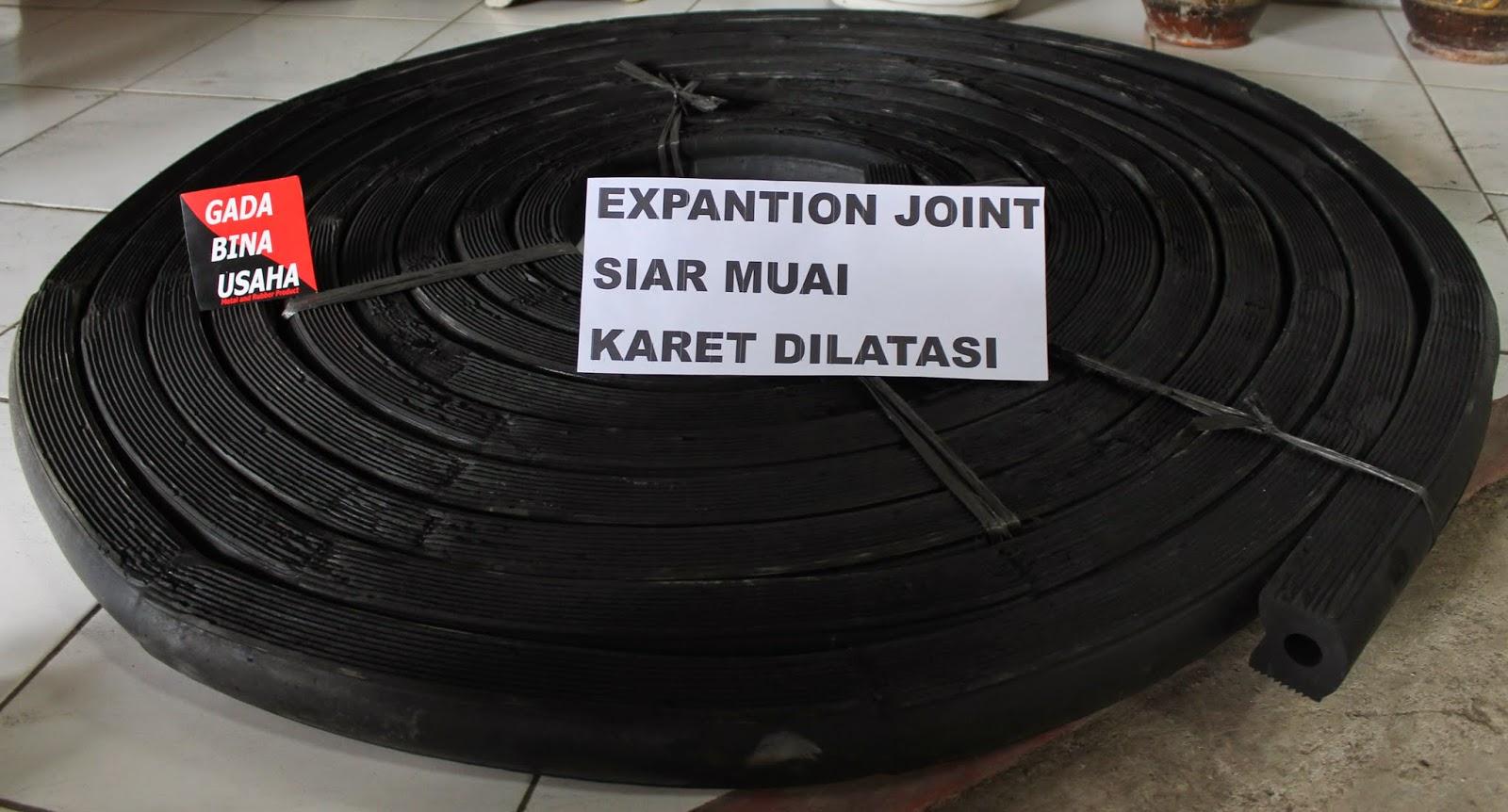 Karet Expantion Joint