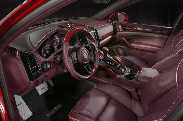 Porsche Cayenne Turbo by Mansory