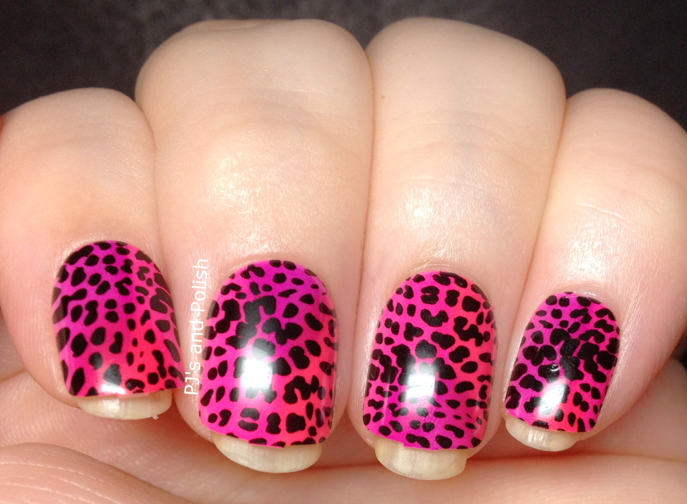 Swatch and Review nfluenster imPRESS Manicure VoxBox Over The Moon