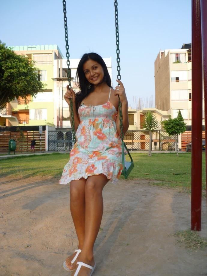Chicas peruana desnudas blowjob foto 13