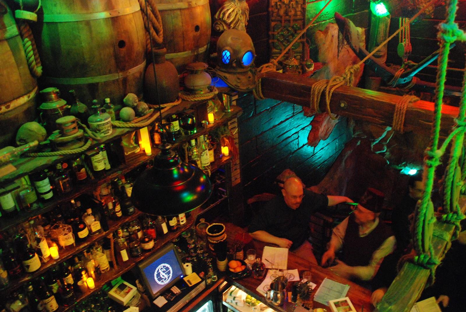 Smuggler Cove Rum Bar Smuggler 39 s Cove Bar