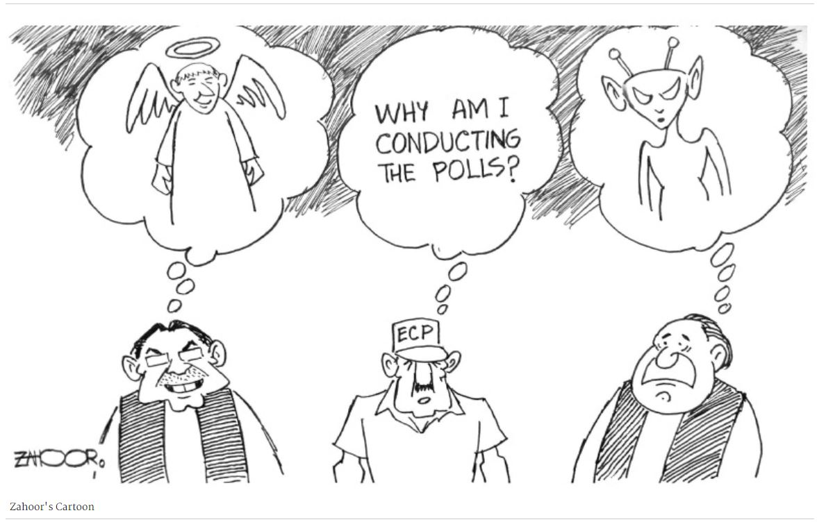 elections and tensions