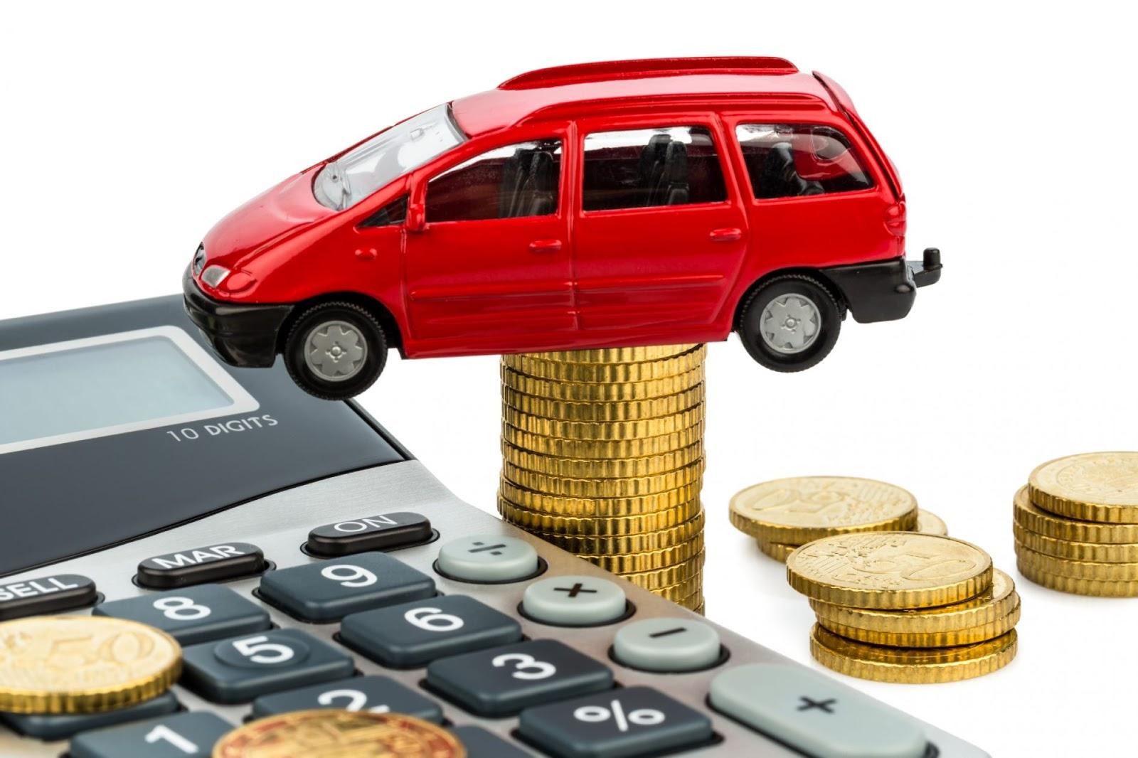 Что будет если не платишь налог за машину