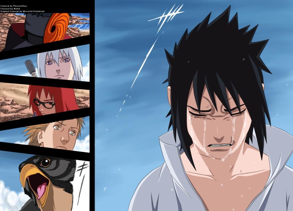 Naruto chap 528 Trang 17 - Mangak.info