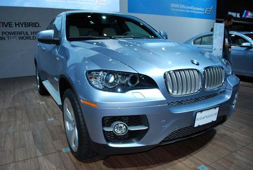 Car News  2011 Bmw X6