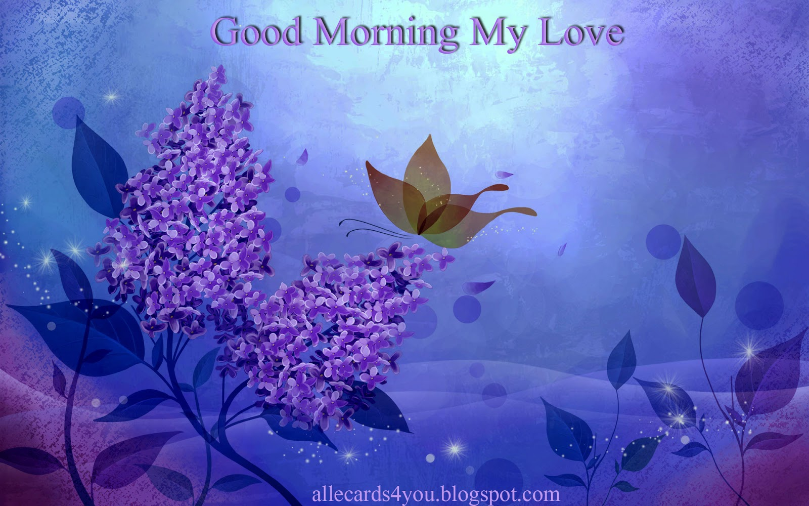 Good Morning Love Animated : Good morning my love e cards pictures