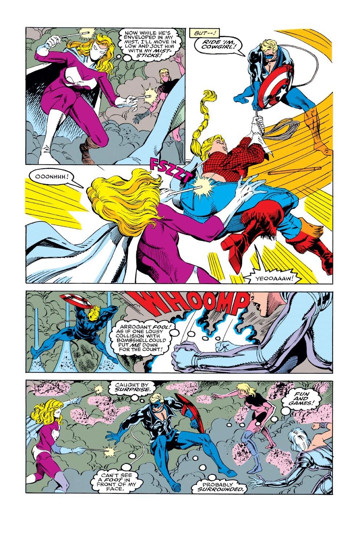 Captain America (1968) Issue #392 #325 - English 6