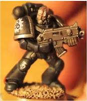 Marines Espaciales de los Manos de Hierro