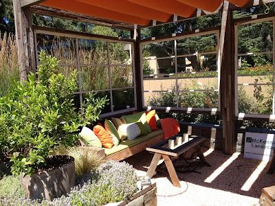 Garden Shelter - Sunset Style