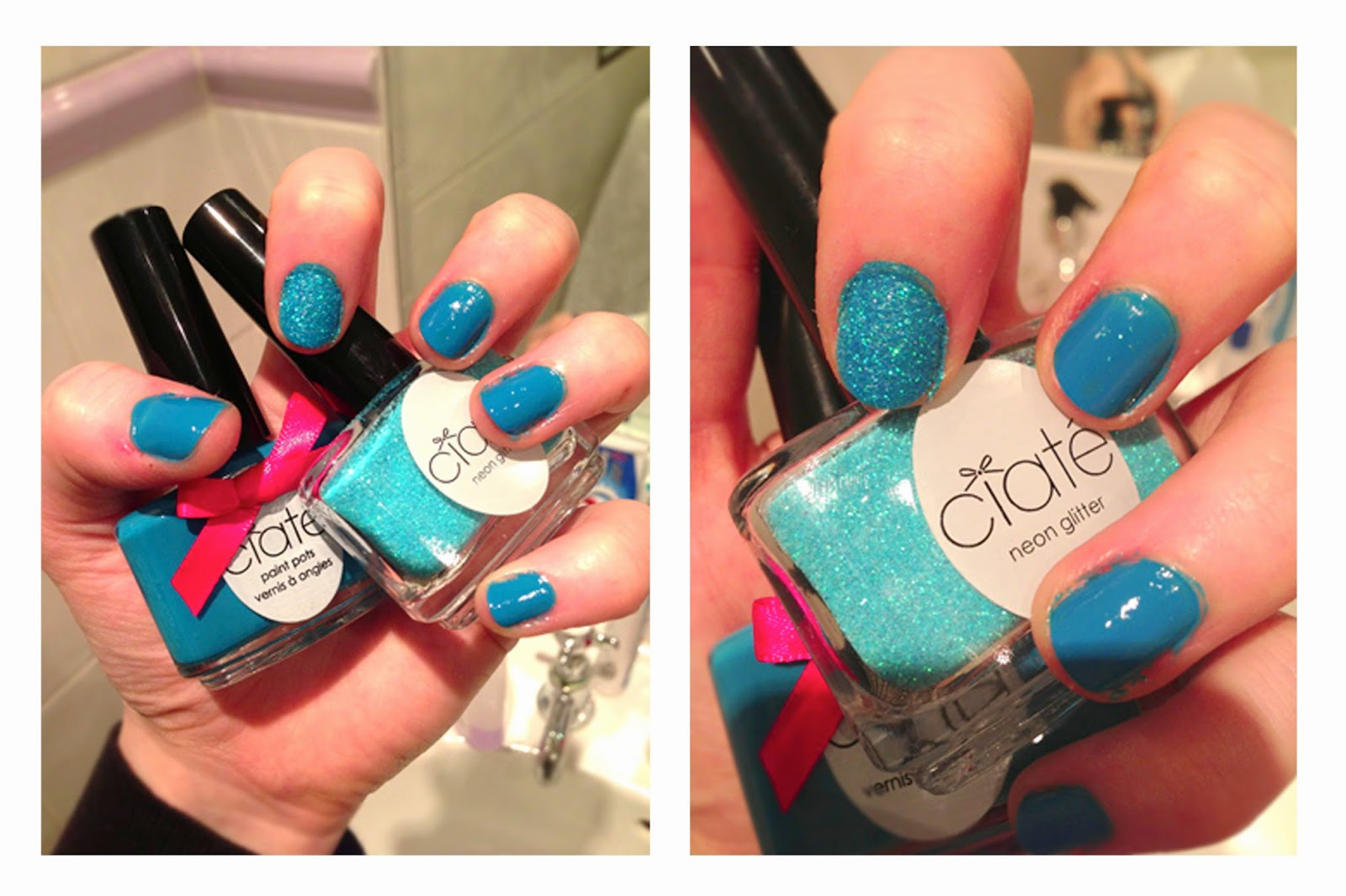 Ciate Neon Nail Polish Set - Absolute cycle