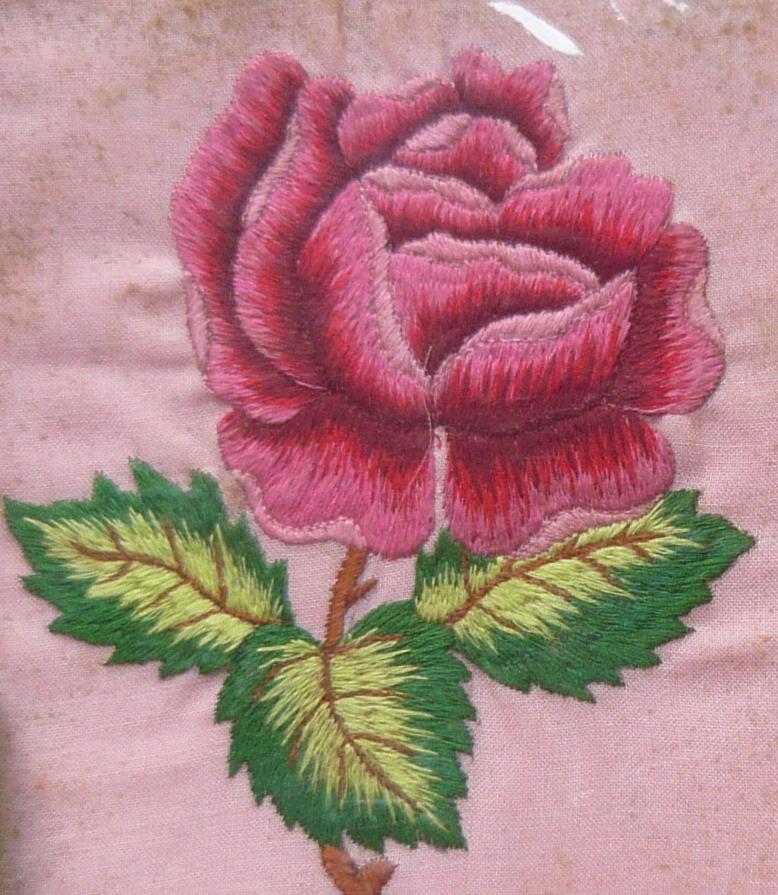 12 pcs Vintage Embroidery ( Contoh bordir kuno )