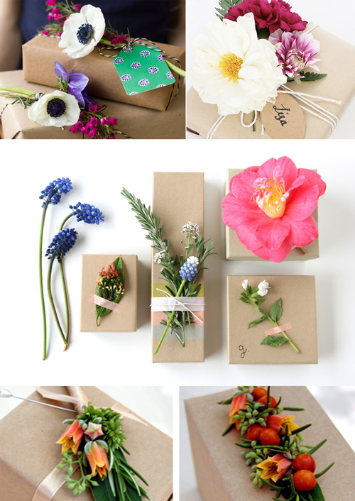 TELL: FRESH FLOWERS AND GIFT WRAP - Tell Love and Party