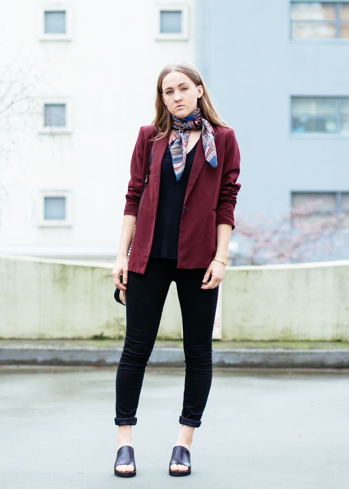 J Brand, Won Hundred, Theyskens Theory - Outfit - Vancouver Fashion blog