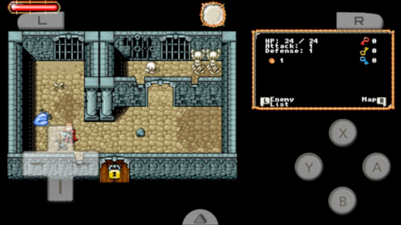 DraStic DS Emulator Full Free Apk