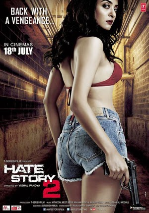 Hate Story 2 2014 poster