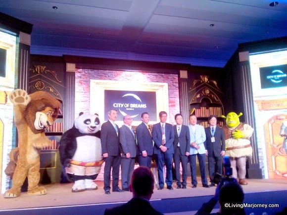DreamPlay at the City of Dreams Manila Soon!