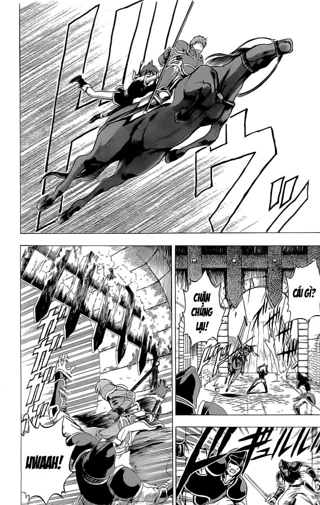 Fire Emblem-Hasha no Tsurugi chap 12 - Trang 13