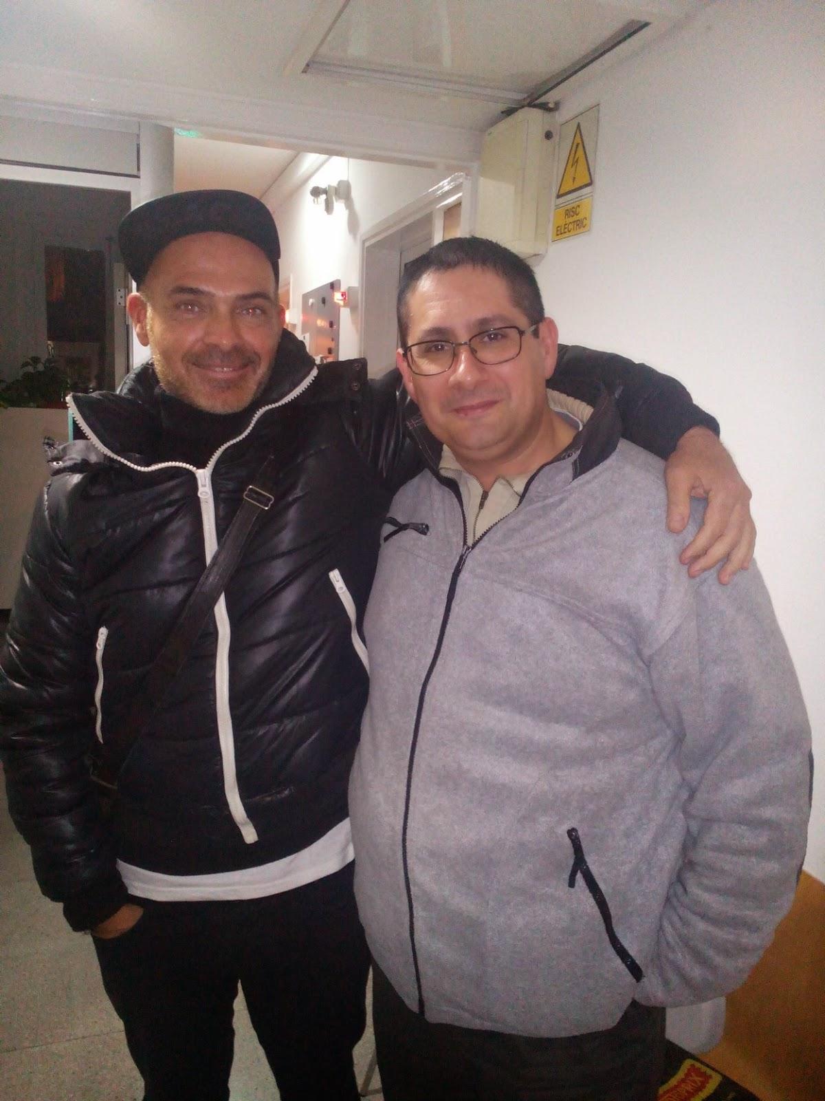 Fotografía Long Play 16 Diciembre 2014 (Especial Entrevista a Kristian Conde)