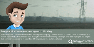 Energy Advice Line renews call for an end to cold calling