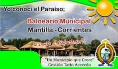 Balneario Munic. Mantilla Ctes.