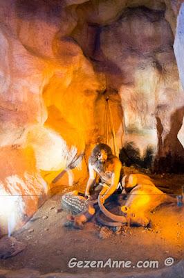 Hatay'da yaşamış bir mağara adamı