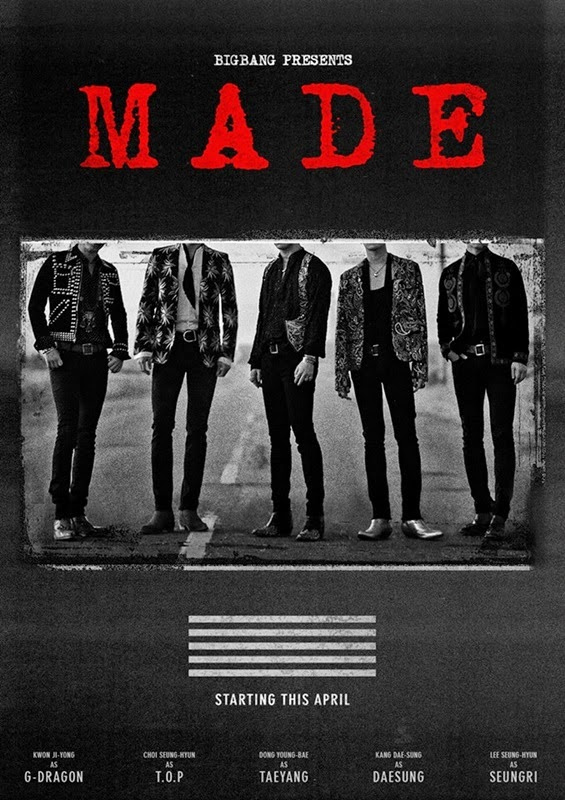 BIGBANG, MADE, 2015, konsert, Malaysia, Stadium Putra
