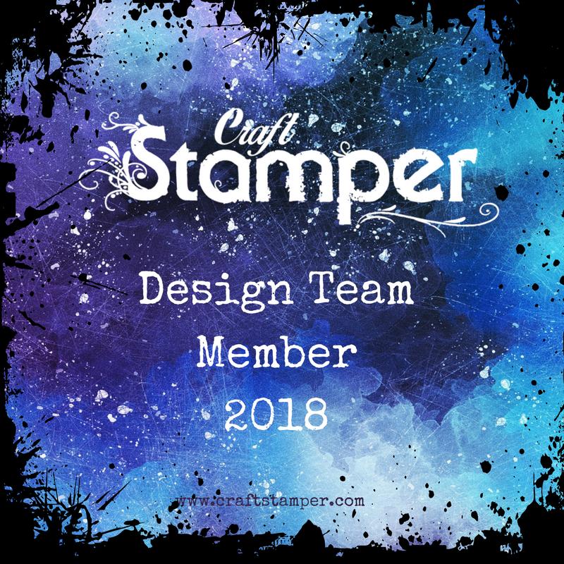 Projektuję dla Craft Stamper