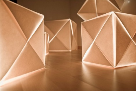 Origamiroom interior design x functionality x lighting for Chaise origami
