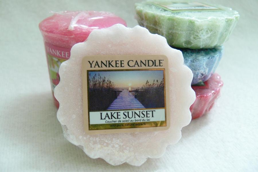 Yankee Candle - Lake sunset