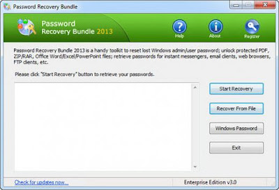 Password Recovery Bundle 2013 v3