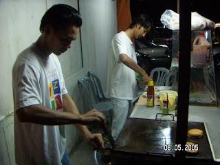 Buka Stall Burger Takda Untung maa...