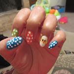 Last week's Nail Design