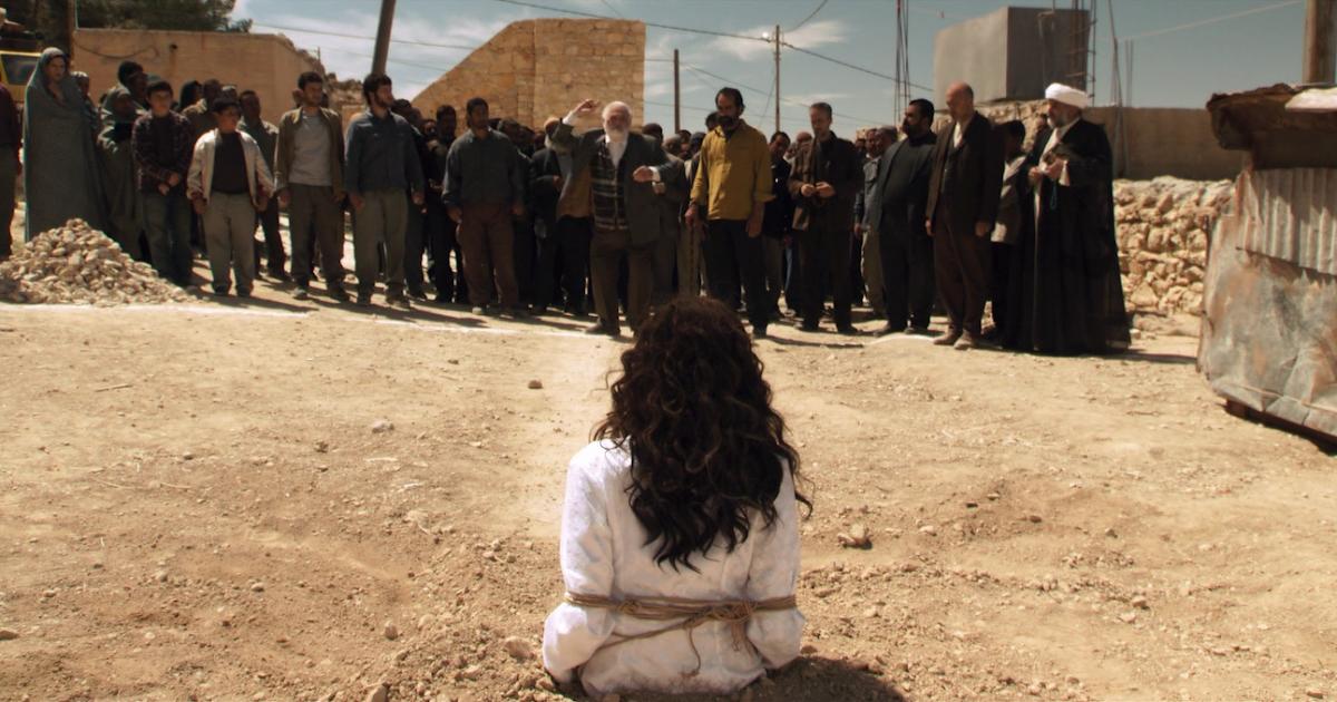 the stoning of soraya m essay