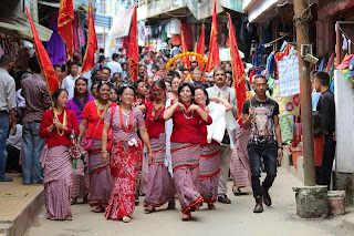 FULPATI CELEBRATIONS IN MIRIK