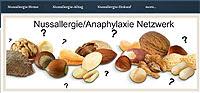 Nussallergie Anaphylaxie Netzwerk