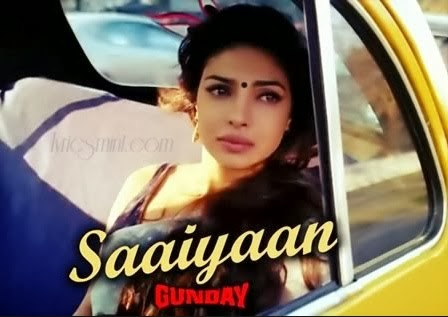 Saaiyaan (Gunday) HD Mp4 Video Song Download