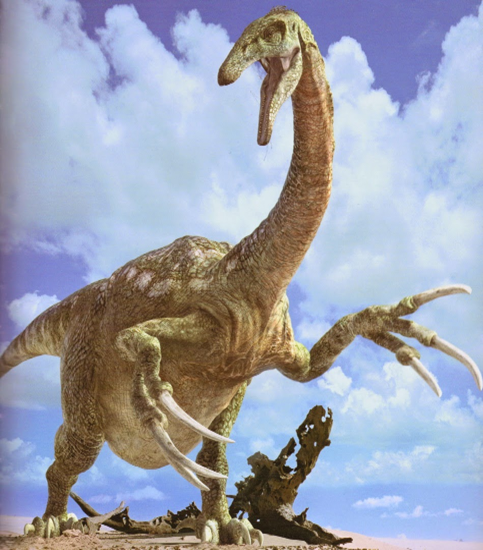 Therizinosaurus Krueger
