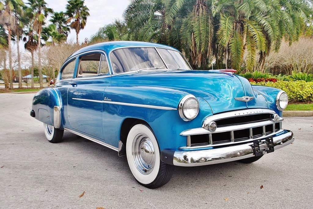 all american classic cars 1949 chevrolet deluxe fleetline