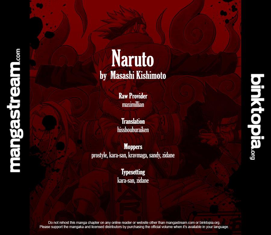 Naruto chap 521 Trang 17 - Mangak.info
