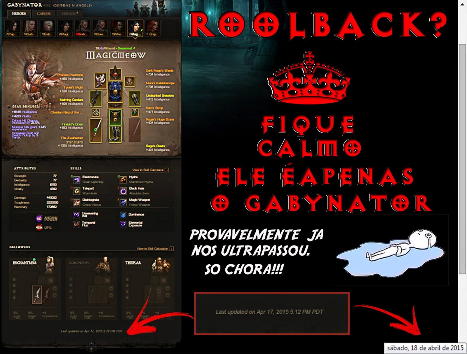 Roolback Gabynator