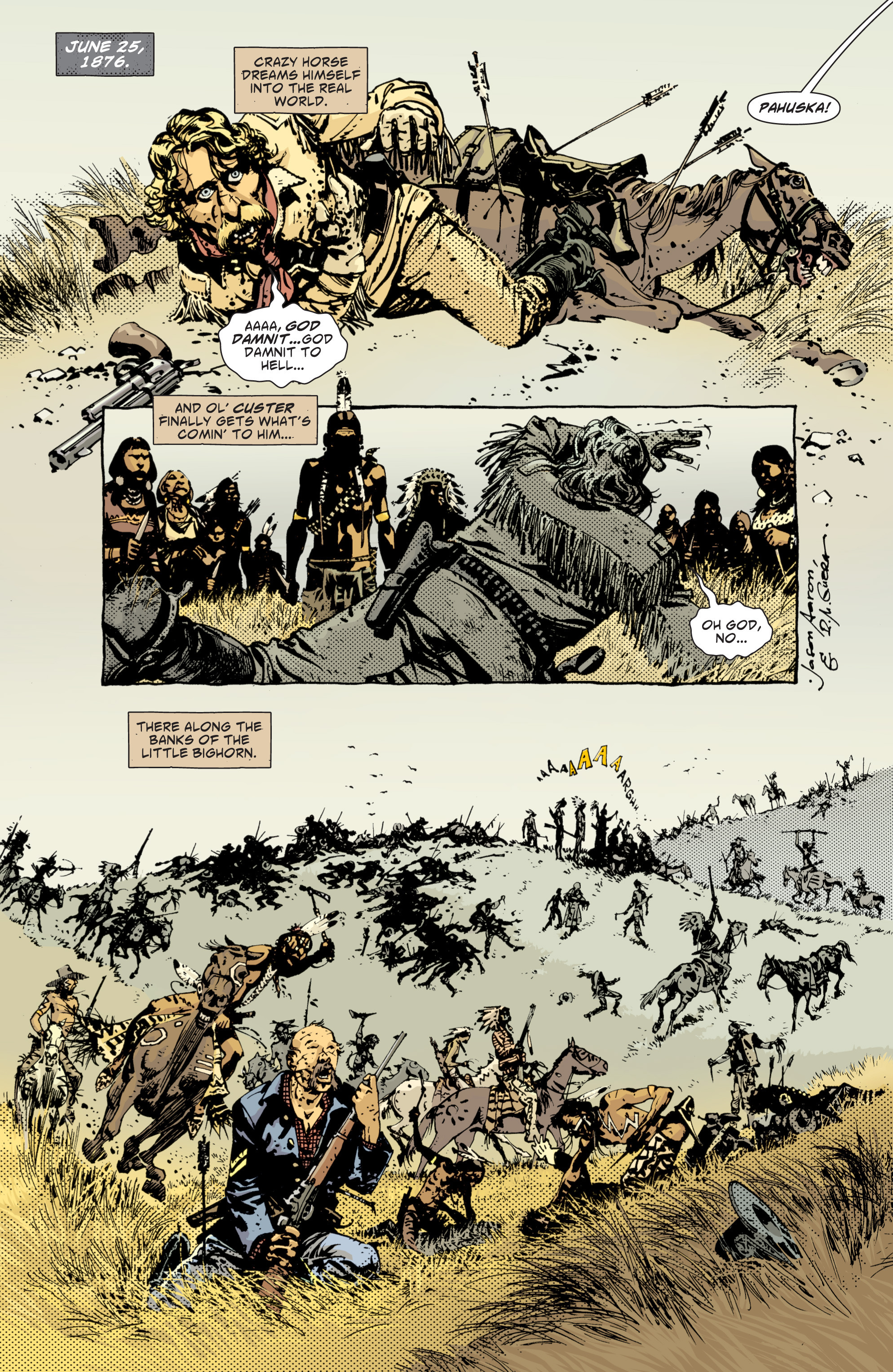 Scalped 25 Page 2