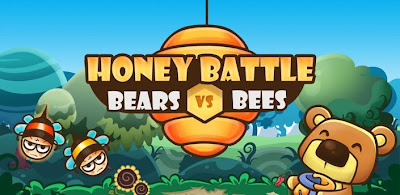 Honey Battle - Bears vs Bees apk