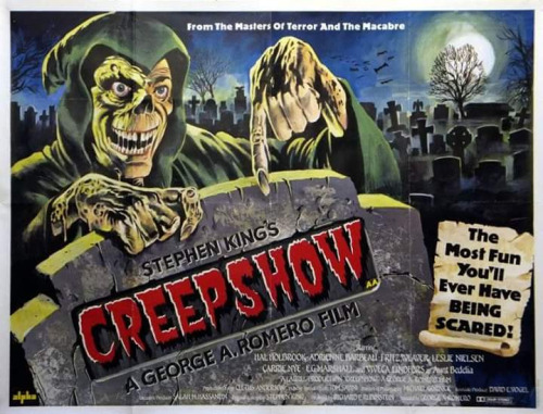 movie posters creepshow