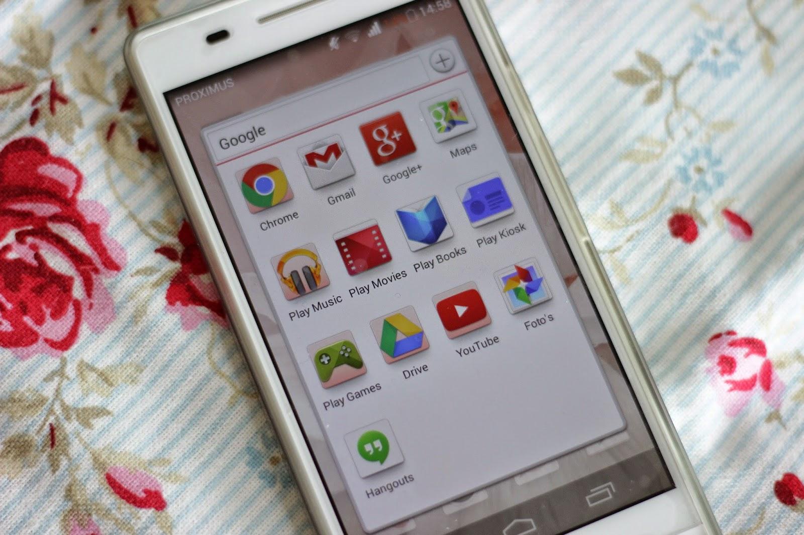 favoriete apps smartphone